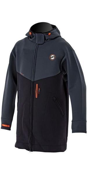 2018 Prolimit Double Lined Racer Jacket in Black / Orange 05021