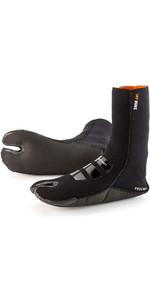 2020 Prolimit Evo 3mm GBS Split Toe Boot Sock Black 00340