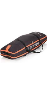 Prolimit Kitesurf Global Twin Tip Board Bag 140x45 Black / Orange 83330