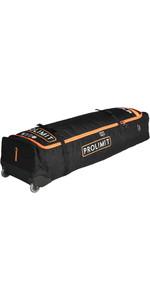 2021 Prolimit Kitesurf Golf Travel Light Board Bag 03344 - Black / Orange