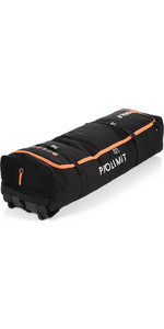 2018 Prolimit Kitesurf Travel Light Golf Board Bag 140x45 Black / Orange 83344