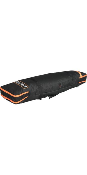 2021 Prolimit Kitesurf Twin Tip Combo Board Bag 03330 - Black / Orange
