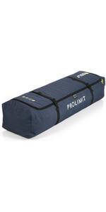 2018 Prolimit Kitesurf Ultralight Golf Board Bag 140x45 Pewter / Yellow 83343