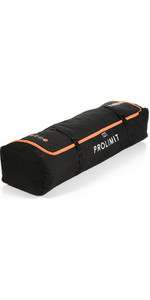 2018 Prolimit Kitesurf Ultralight Golf Board Bag 140x45 Black / Orange 83343