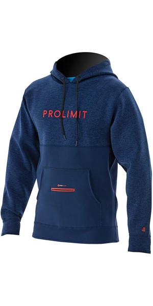 2018 Prolimit Loosefit Neoprene Hoody Blue / Red 05051