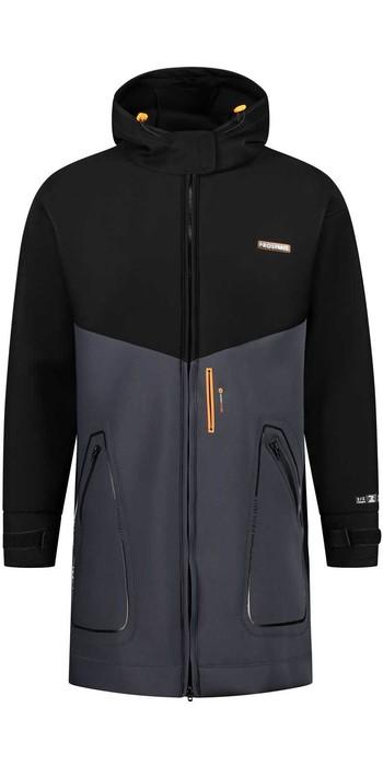 2020 Prolimit Mens Double Lined Racer Jacket 05021 - Black / Orange