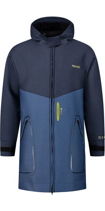 2020 Prolimit Mens Double Lined Racer Jacket 05021 - Slate / Alloy