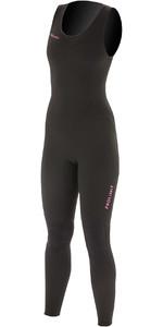 2020 Prolimit Womens 1.5mm SUP Long John Wetsuit 84720 - Black / Pink