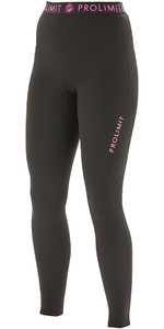 Prolimit Womens 1mm Airmax Neoprene SUP Trousers Black / Pink 84740