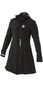 2020 Prolimit Womens Pure Girl Racer Jacket Black / Blue 05041
