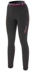 2020 Prolimit Womens SUP Athletic Quick Dry Trousers 84760 - Black / Pink