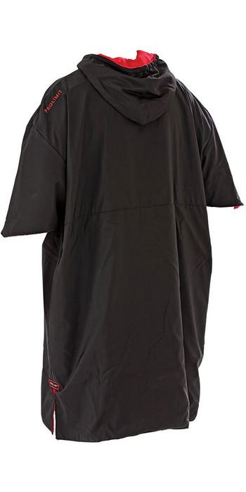 2021 Prolimit Zipper Poncho Xtreme Black / Red 76360