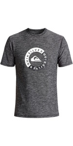 2018 Quiksilver Radical Surf T-Shirt BLACK EQYWR03085