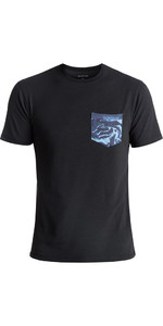 Quiksilver Bubble UV50 Surf Tee BLACK EQYWR03093