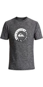 2018 Quiksilver Radical Surf T-Shirt BLACK EQYWR03085