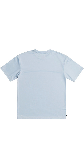 2021 Quiksilver Mens Everyday UPF 50 Surf Tee EQYWR03322 - Airy Blue