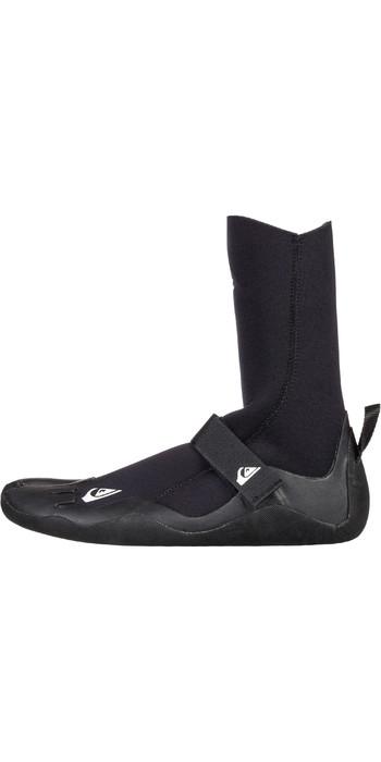 2020 Quiksilver Syncro 3mm Split Toe Boots Black EQYWW03042