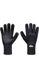 2019 Quiksilver Syncro Plus 3mm LFS Gloves Back EQYHN03128