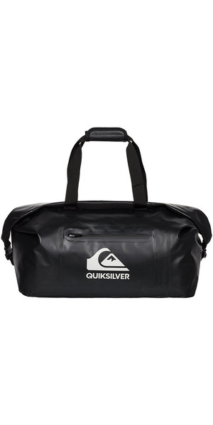 2018 Quiksilver Wet Dry Duffel Bag Black EGLQSWBDUF