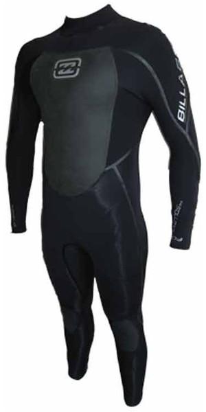 Billabong Combi Solution 3/2mm GBS Steamer Wetsuit Black R43M23