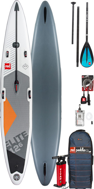 2019 Red Paddle Co Elite 12'6 X 28
