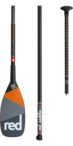 2019 Red Paddle Co Ultimate 3-Piece SUP Paddle Lever Lock