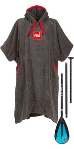 2020 Red Paddle Co Original Junior Change Robe & Alloy 3-Piece Paddle Package Deal