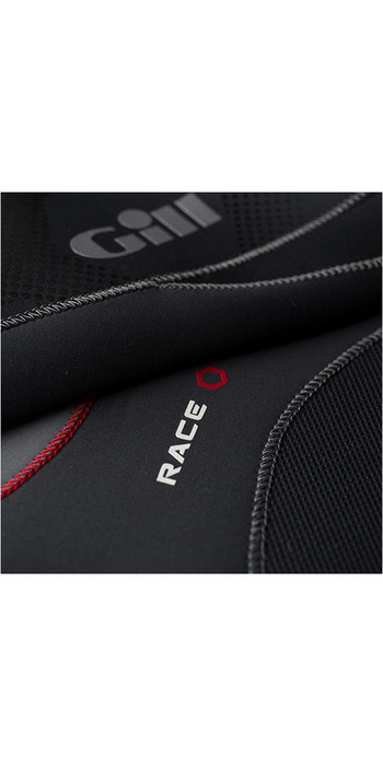 2019 Gill Race FireCell 3/2mm GBS Skiff Suit GRAPHITE / GREY RS16