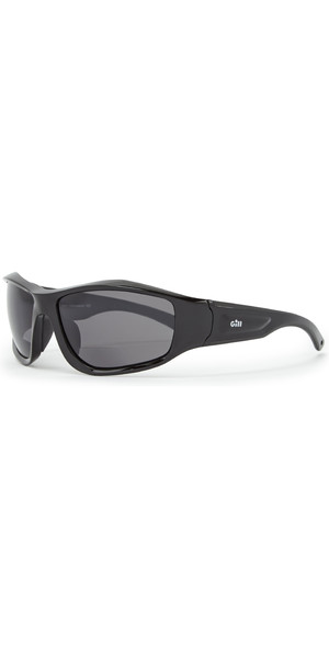 2019 Gill Race Vision Bi-focal Sunglasses Black / Smoke RS28