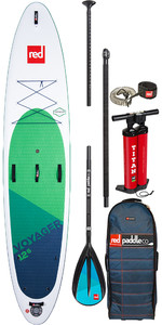 Red Paddle Co Voyager 12'6