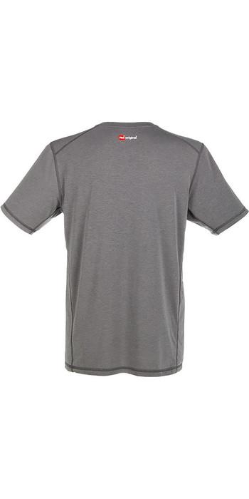 2020 Red Paddle Co Original Mens Performance T-Shirt Grey