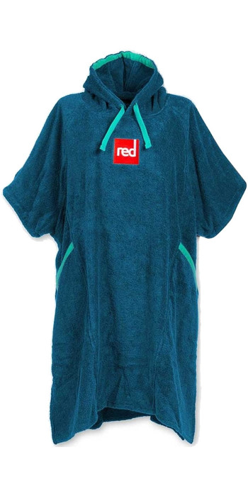 2021 Red Paddle Co Junior Deluxe Towelling Change Robe Poncho - Navy