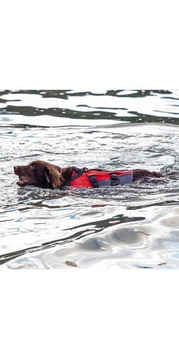 2021 Red Paddle Co Dog Buoyancy Aid - Grey