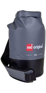 2020 Red Paddle Co Original 10L Dry Bag Grey