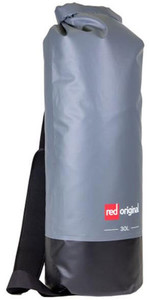 2021 Red Paddle Co Original 30L Dry Bag Charcoal