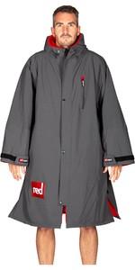 2021 Red Paddle Co Original Long Sleeve Pro Change Jacket - Grey
