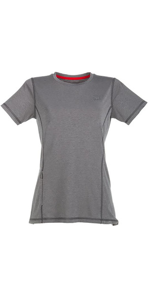2019 Red Paddle Co Original Womens Performance T-Shirt Grey