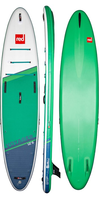 2021 Red Paddle Co Voyager 12