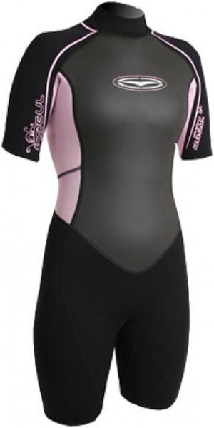 Gul Response GIRLS 3/2mm Shorty Wetsuit PINK 09. RE3309