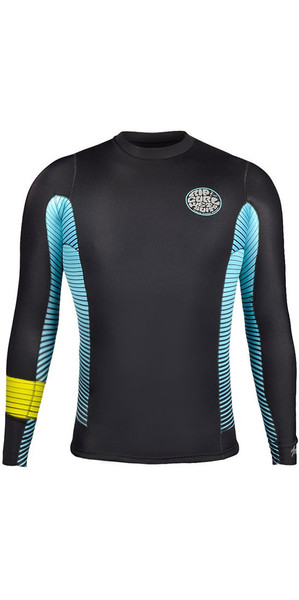 2018 Rip Curl Aggrolite 1.5MM Long Sleeve Jacket Aqua WVE4KM