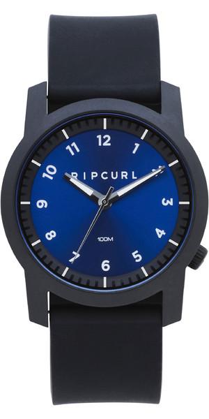 2019 Rip Curl Cambridge Silicone Watch Blue A3088