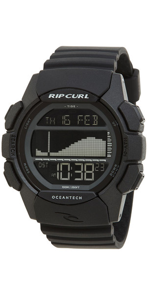2018 Rip Curl Drifter Tide Surf Watch Midnight A1133
