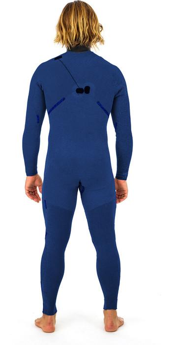 2020 Rip Curl E-Bomb 5/3mm Zip Free Wetsuit BLACK WSM8PE