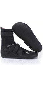 2019 Rip Curl Flashbomb 7mm Round Toe wetsuit Boot WBO7JF