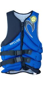 Rip Curl Flashbomb Buoyancy PFD3 Wake Vest Blue WKE4BM