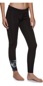 Rip Curl G Bomb Womens 1mm SUP Long Neoprene Trousers BLACK / Grey WPA7BW