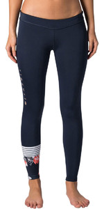 Rip Curl G Bomb Womens SUB 1mm SUP Neoprene Trousers Navy Sub WPA7BW