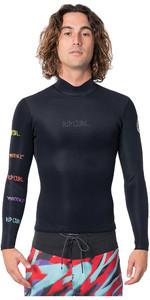 2019 Rip Curl Mens Madsteez Dawn Patrol 1.5mm Reversible Long Sleeve Jacket Multi Colour WVE9WM