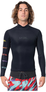2019 Rip Curl Mens Madsteez Dawn Patrol 1.5mm Reversible Long Sleeve Jacket Multi Colour WVE9WM