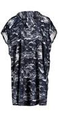 2021 Rip Curl Mens Mix Up Hooded Towel CTWAH9 - Navy